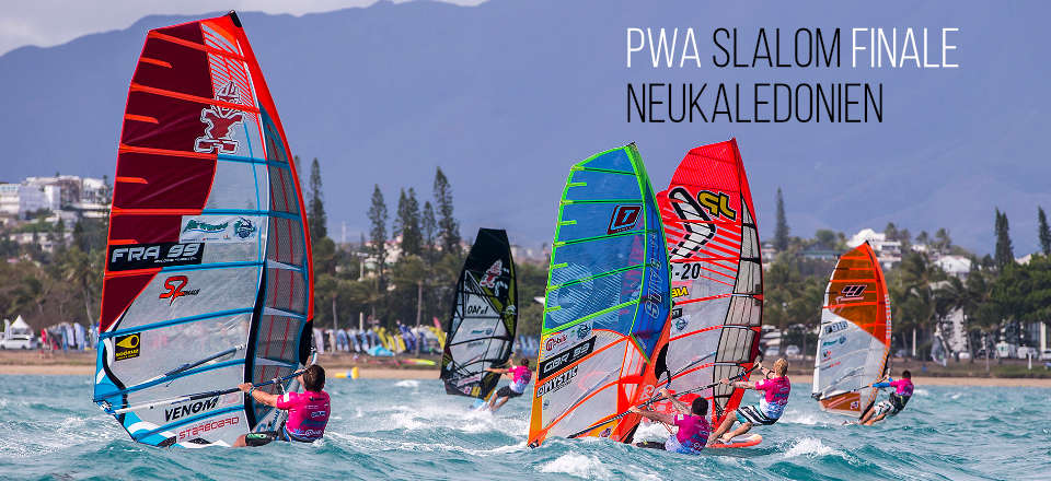 Competition: PWA Slalom