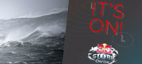 Competition: Red Bull Storm Chase
