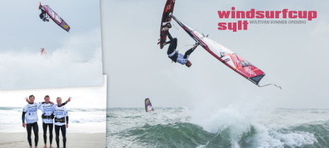 Competition: Windsurfcup Sylt