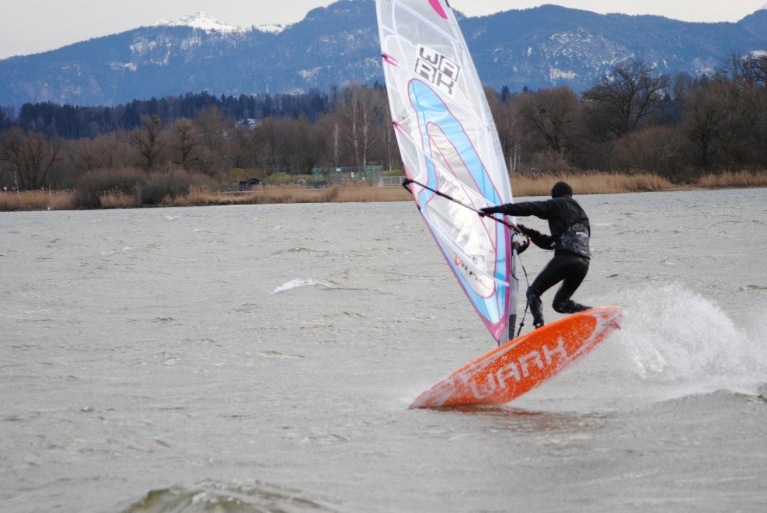 daily dose of windsurfing