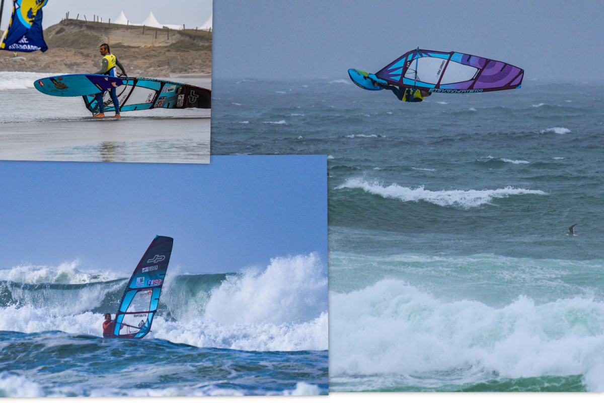 Windsurfen bei den Wave Games
