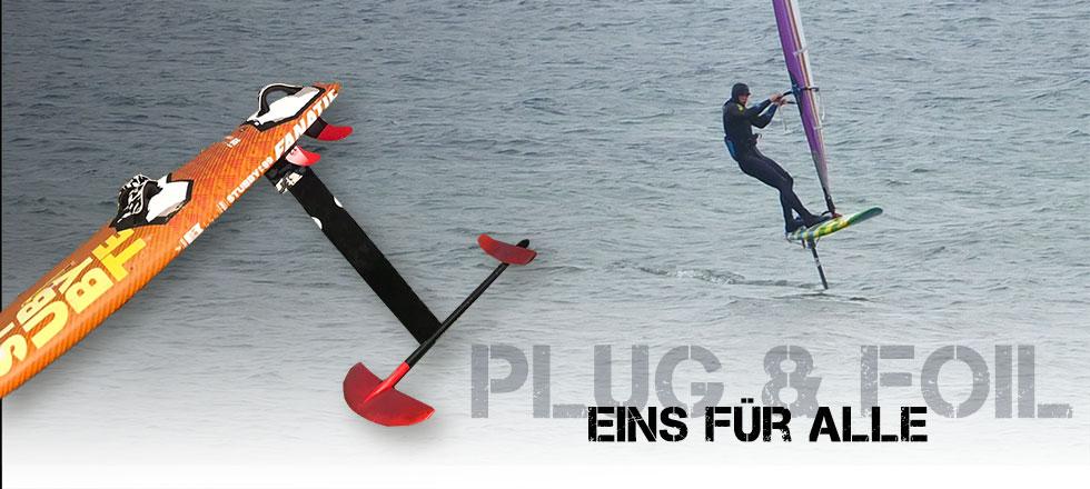 Plug & Foil - Eins für alle