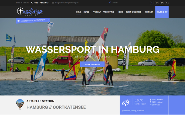 Windsurfing-Hamburg