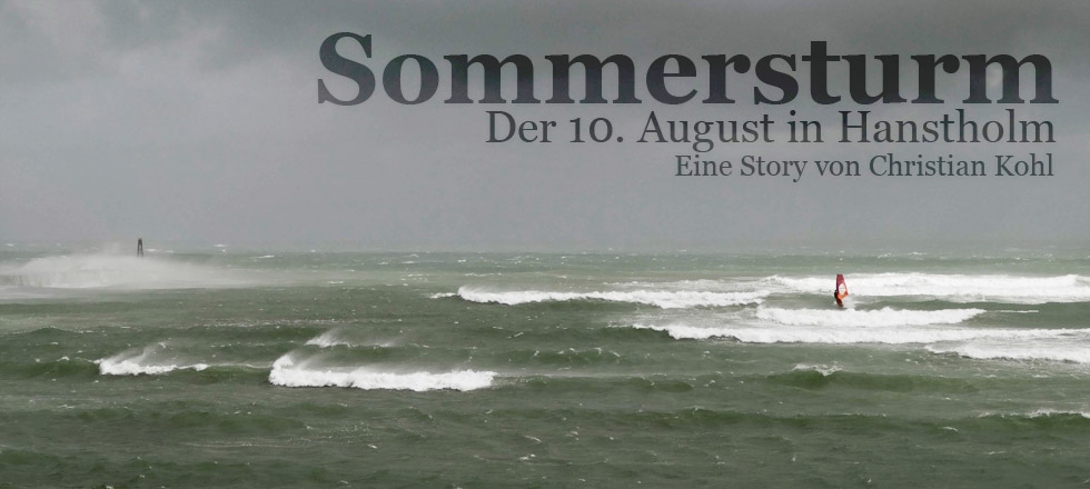 Travel: Sommersturm