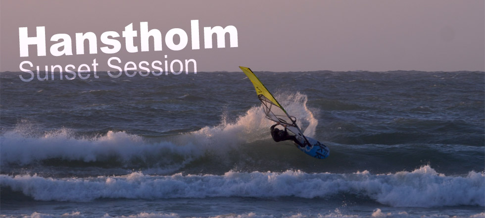 Travel: Sunset Session in Hanstholm